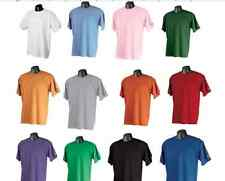 MEN'S NEW CHAMPION SHORT SLEEVE 100% Cotton TAGLESS T-SHIRT (S-3XL)