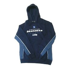 NFL Women's New Seattle Seahawks Hoody Sweatshirt  Small-3XLarge *N* Navy