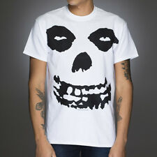 OFFICIAL Misfits - All Over Skull T-shirt NEW Licensed Band Merch ALL SIZES