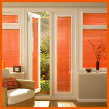 Conservatory Blinds - Perfect Fit Metal Venetian Blinds - Many Colours from £49