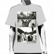 OFFICIAL Red Hot Chili Peppers - Spliced Photo'S T-shirt NEW Licensed Band Merch