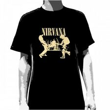 OFFICIAL Nirvana - Stage Stencil T-shirt NEW Licensed Band Merch ALL SIZES
