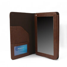 book style cover with card slot leather case for Amazon Kindle Fire