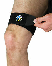 Pro-Tec IT Band Compression Wrap Knee Patella Iliotibial ITB Support Brace Strap