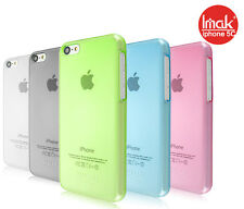 Imak  Colorful Ultrathin Flexible Protective Case Cover Shell For Apple iphone5C