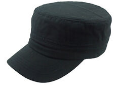 New Plain Army Cadet Military Patrol Castro Hat Hats Cap Many Colors Available