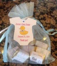 Baby Shower Favor Tags - Rubber Duck - Boy or Girl