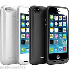 2200mAh External Portable Power Backup Battery Pack Charger Case For iPhone 5 5S