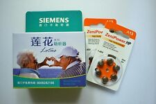 Siemens LOTUS 12P Digital BTE Hearing Aid Aids And Batteries Ship from USA