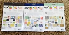 We R Memory Keepers Albums made easy Teresa collins journaling cards game day