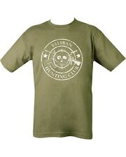 Taliban Hunting Club Afghanistan Military Army Green t shirt