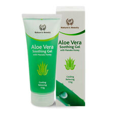 Aloe Vera & Manuka Honey After Sun or After Hair Removal Soothing Cooling Gel