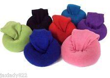 The Wrapter  Ponytail Holder / Hair Protector.. (10).. Ten colors to choose from