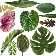 Artificial Plant Leaves and Tree Branches - Decorative Plastic Foliage - Wedding