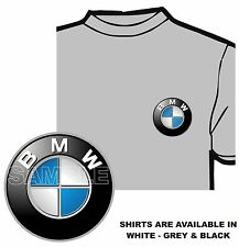 BMW MOTORCYCLE CLASSIC LOGO T-SHIRT