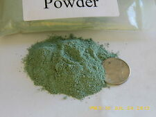 1 OZ..Natural 42 Crushed, NicheBox-Rocks Turquoise For Chip Inlay Woodworking