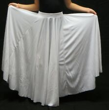 Adult Triple Panel Lyrical/Liturgical Dance Skirt ~ Eurotard ~ New ~ #188-192