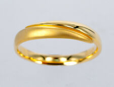 GENUINE 9ct 9K Solid Gold RING BAND STAMPED ENGAGEMENT WEDDING COMFORT DOME RING
