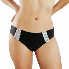 Ladies Period Panties Menstrual Panties Waterproof Panties Underwear Pants Black