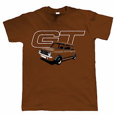 Mini 1275 GT Classic Car T Shirt