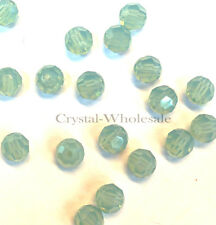 Pacific Opal (390) Swarovski Elements 5000 Crystal Round Beads 4mm 6mm 8mm