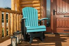 Poly Furniture Wood 2 Ft Adirondack Porch Glider *MULTIPLE COLORS* AMISH MADE