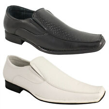 Delli Aldo Mens Slip on Loafers Dress Shoes w/ Leather Lining M-19160
