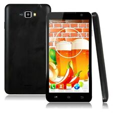 """5""""Android Playstore 2Core Dual Sim Unlocked 3G+GSM AT&T Smart Cellphone Wifi GPS"""