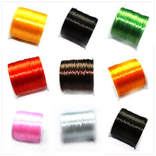 60M! Crystal Srong Elastic Stretchy Thread Cord String Bracelet Jewelry Beading