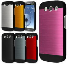 Ultra-thin Brushed Aluminum Deluxe Case Cover For Samsung Galaxy S 3 III i9300