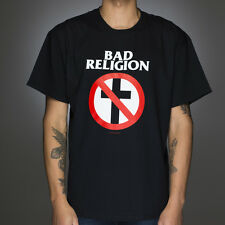 OFFICIAL Bad Religion - No Cross T-shirt NEW Licensed Band Merch ALL SIZES