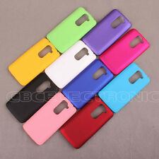 New Snap On Rubberized Matte Hard Case cover For LG G2mini D620 D410