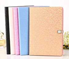 New Deluxe Leather Magnetic Card Slot Stand Smart Case Cover For Apple iPad Air