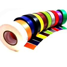 High Quality Electrical PVC Insulation Insulating Tape - 18mm 5colour to choose