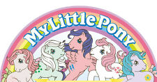 Vintage 1980's My little pony Hasbro Selection 3