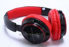 Hi-Fi Wireless bluetooth Headset headphone Stereo Mic TF for Samsung S4 S5 I9600