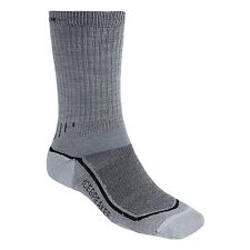 MANY COLOURS New ICEBREAKER Men's Hike Lite Crew Hiking Socks Merino Wool M/L/XL