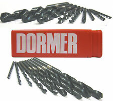 DORMER JOBBER DRILL BITS FOR STEEL / METAL FROM 3.1MM TO 5.0MM METRIC A100 HSS