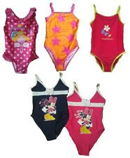 GIRLS MINNIE MOUSE  SWIMWEAR, SWIMSUIT, SWIM COSTUME 9months to 14 Years