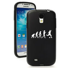 For Samsung Galaxy S3 S4 S5 Aluminum Silicone Hard Case Cover Evolution Soccer