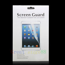 3x Clear LCD SCREEN PROTECTOR Shield Guard Film FOR PC Tablet Reader TAB 2013
