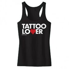New TATTOO LOVER Razorback TANK TOP LICENSED DPCTED SHIRT