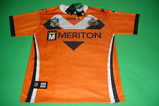 Wests Tigers 2014 Away Jersey Sizes S-3XL 'Select A Size' Mens NRL Blades Orange
