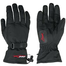 Waterproof Thermal Warm Motorbike Motorcycle Scooter Textile Gloves Touring