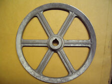 """11"""" CENTRAL DIE CASTING(CHICAGO BRAND) 1100 B PULLEY"""
