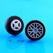 FUNKY BOYS MENS LEGO WHEEL STUD EARRING TYRE RETRO QUIRKY GIFT COOL NOVELTY FUN