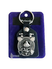 CLAN CREST KEYRING  - GREAT RANGE OF SCOTTISH CLANS - NAMES P TO S & NATIONAL