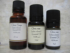 Clary Sage Pure Essential oil Buy 3 get 1 Free SEND MESSAGE W/FREE OIL