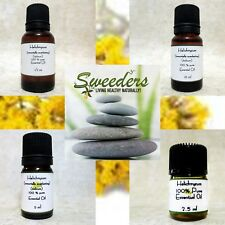 Helichrysum Pure Essential Oils Buy 3 get 1 Free SEND MESSAGE W/FREE OIL