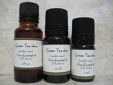 Green Tea 3% Absolute Essential Oil  Buy 3 get 1 Free SEND MESSAGE W/FREE OIL